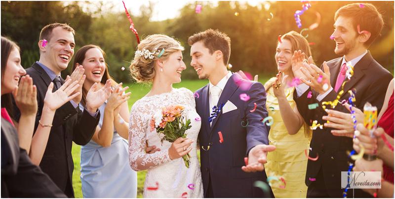 Выкуп невесты — простой и быстрый сценарий выкупа встихах